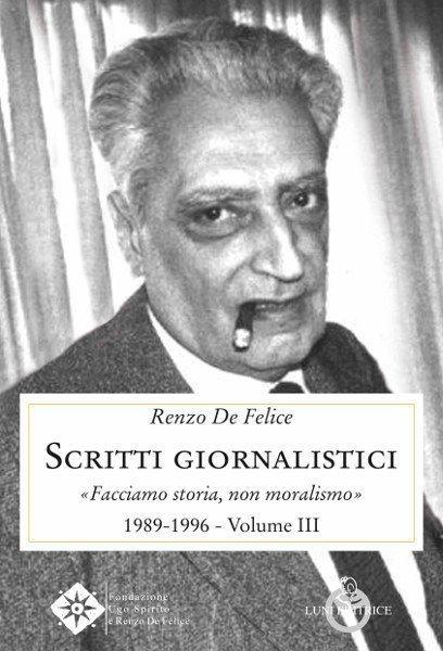 Scritti giornalistici. Vol. III° 1989-1996
