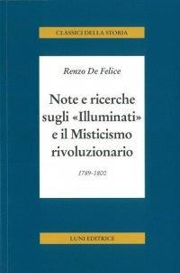 Note e ricerche sugli «Illuminati»