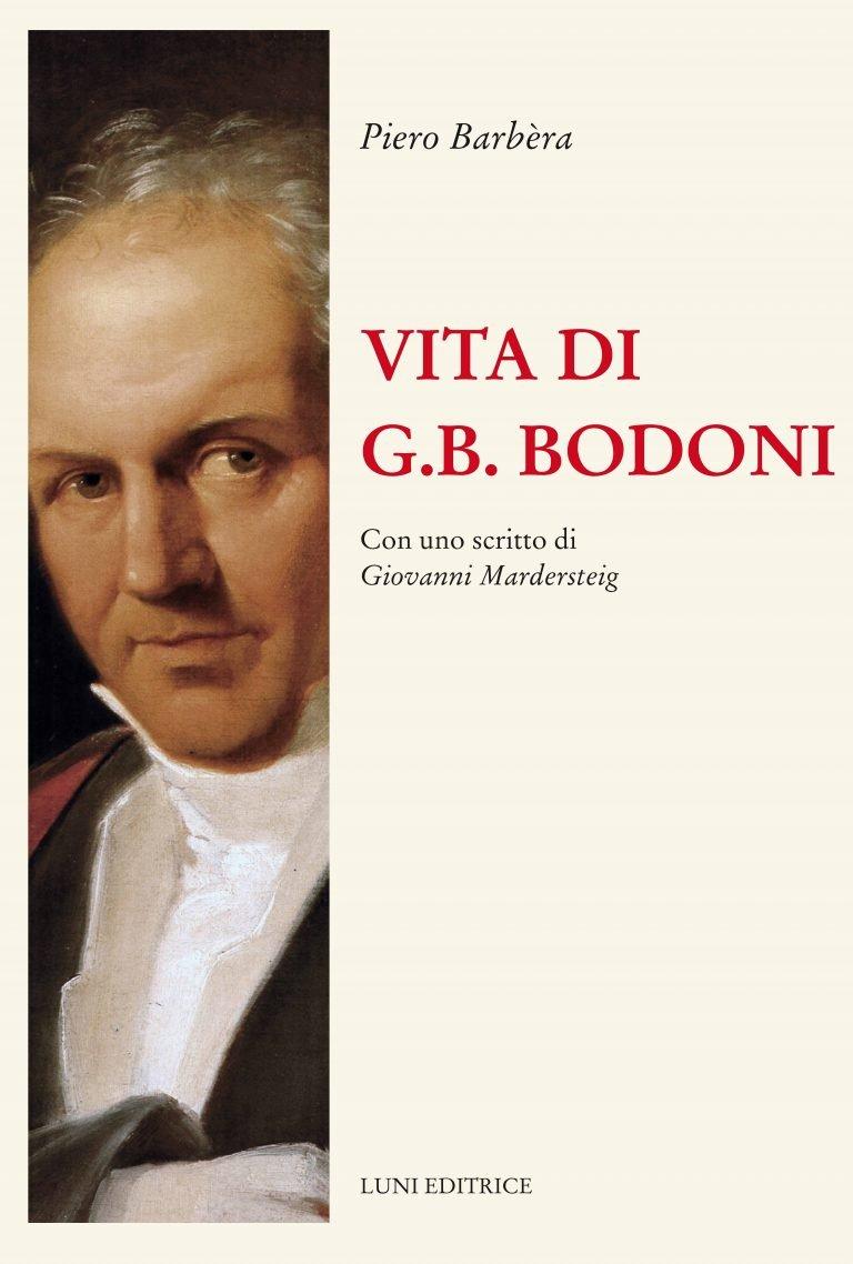 Vita di G.B. Bodoni