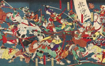 I 9 samurai più famosi di sempre!