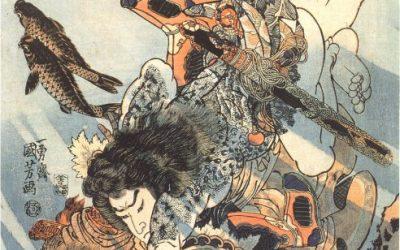 I briganti di Kuniyoshy e il tatuaggio