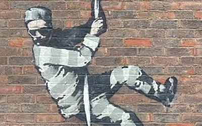 Banksy. L'universo (quasi) ignoto di un vandalo, in un libro